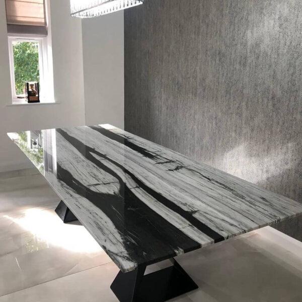 Modern Quartz Dining Table
